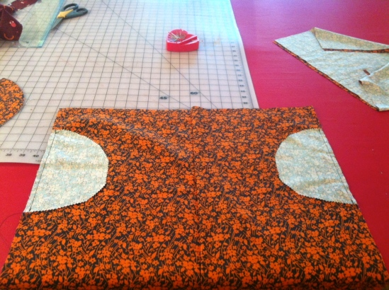 Making Pockets!