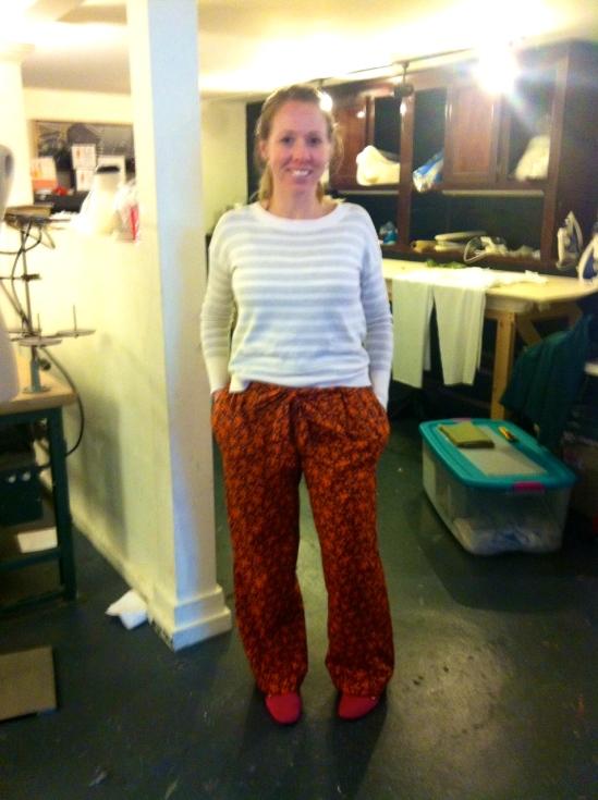 TaDa :: Lounge Pants!
