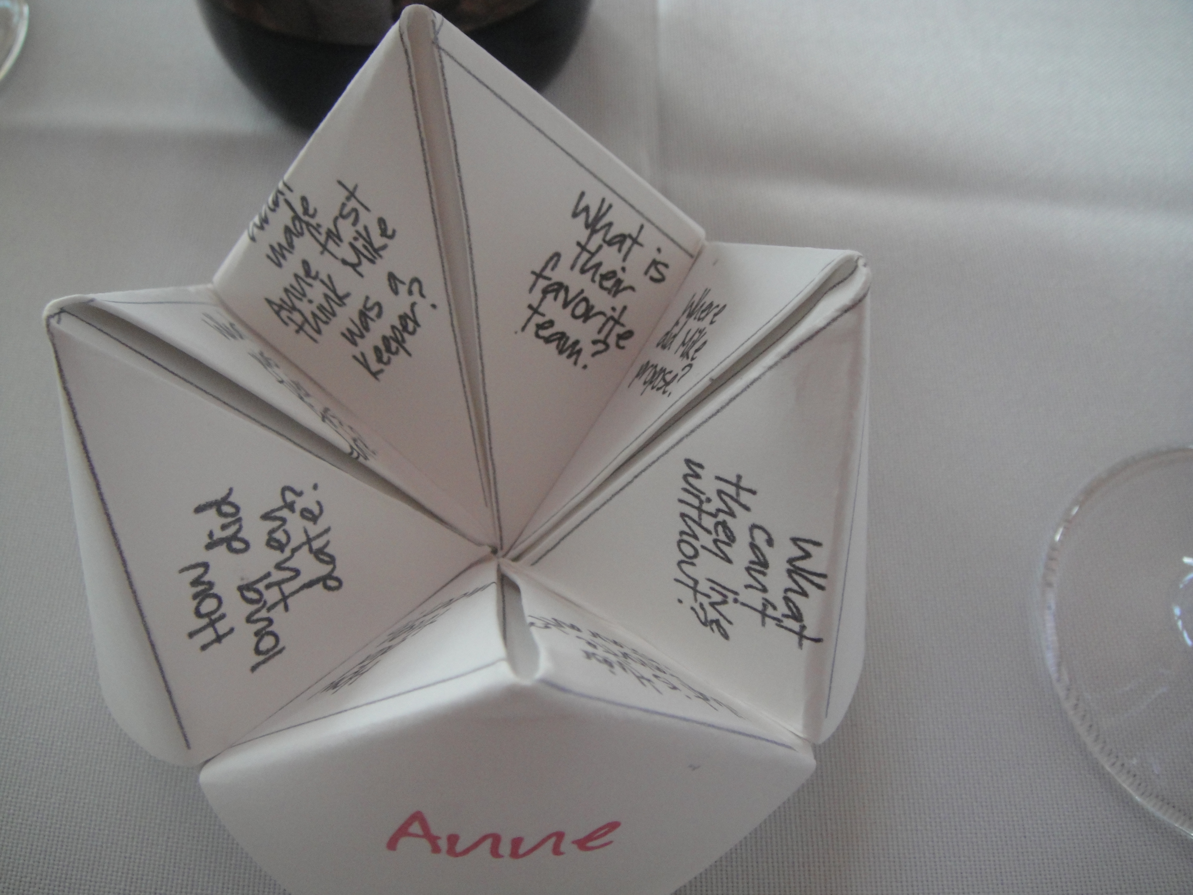 Origami Fortune Fun Diary Of An Amateur Crafter