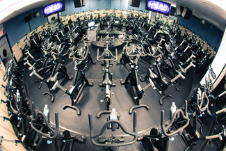Flywheel :: my torture chamber of choice!