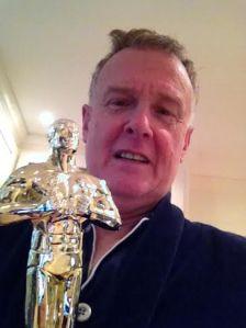 Last year's winner, Jim Luce